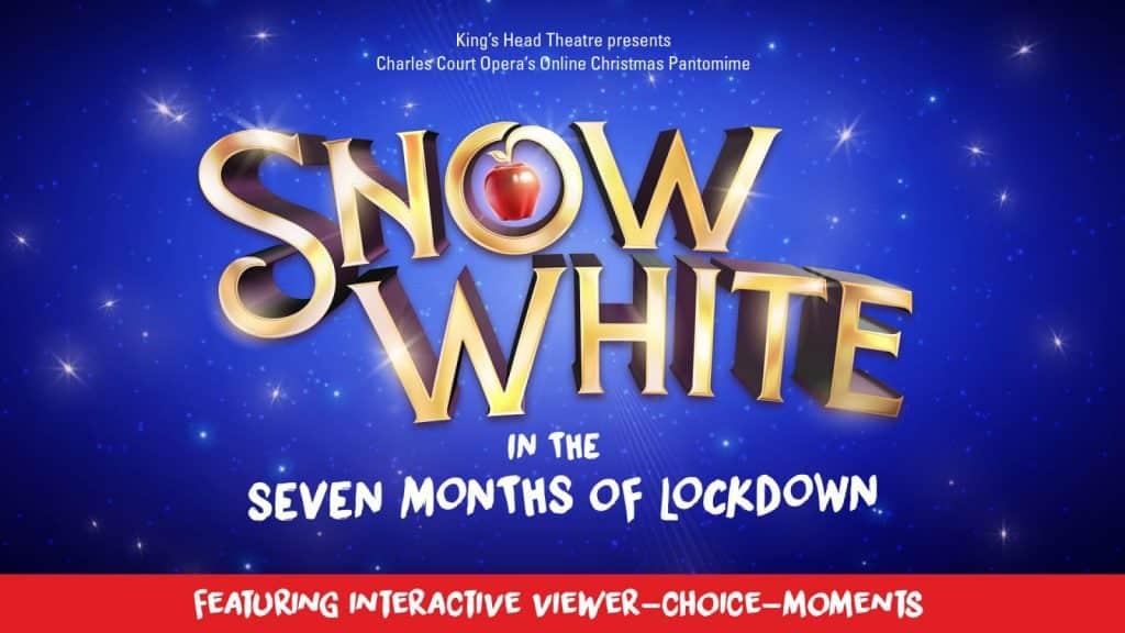 Snow White King's Head Theatre Artwork