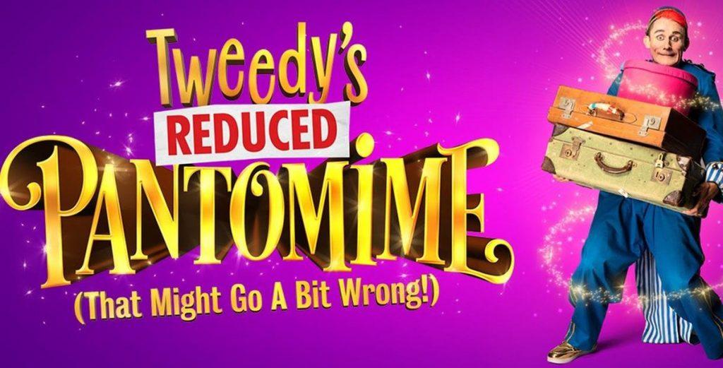 Tweedy's Reduced Pantomime Artwork