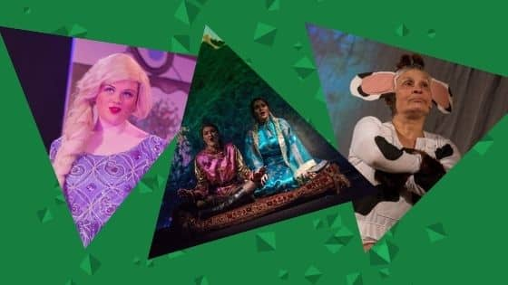 What are all the Different Pantomime Characters?